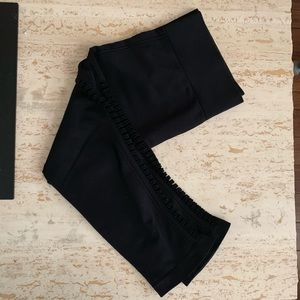 Fabletics black crop leggings